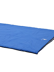 Sleeping Bag Rectangular Bag Single 15 Hollow Cotton 300g 210X70 Camping OutdoorQuick Dry Anti-Insect Windproof Anti-Mosquito Keep Warm