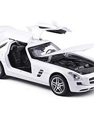cheap -MZ Toy Cars Model Car Farm Vehicle Toys Music & Light Plastic ABS Pieces Unisex Gift