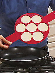 1Pcs  New  Nonstick Perfect Pancakes Fantastic Nonstick Pancake Maker Egg Ring Maker Kitchen Tools