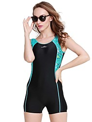 cheap -Women's Cut-Out Tank Breathable Neoprene Sleeveless Diving Suits Diving
