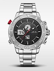 cheap -WEIDE Men's Military Watch Sport Watch Japanese Digital Japanese Quartz Alarm Calendar / date / day Water Resistant / Water Proof LED