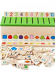 cheap -Educational Flash Cards Math Toys Educational Toy Toys Square Children's 1 Pieces