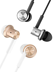 cheap -Xiaomi Mi In-Ear Headphones Pro In Ear Wired Headphones Hybrid Aluminum Alloy Mobile Phone Earphone with Microphone Noise-isolating