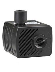 Aquarium Water Pump Noiseless Energy Saving Fountain Plastic 2W220V