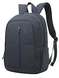 Sacchetto dello zaino del sacchetto del calcolatore del panno del nylon da 15.6 pollici per la superficie / dell / hp / samsung / sony ecc