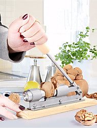 cheap -New High Quality Mechanical Sheller Walnut Nutcracker Nut Cracker Fast Opener Kitchen Tools Fruits And Vegetables