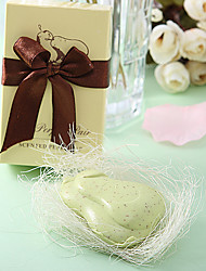 cheap -4Box/Set The Perfect Pair Pear Shaped Scented Soap Wedding Favor