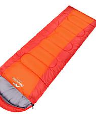 Недорогие -Спальный мешок Прямоугольный Односпальный комплект (Ш 150 x Д 200 см) 5 Пористый хлопокX75 Походы Сохраняет тепло Компактность