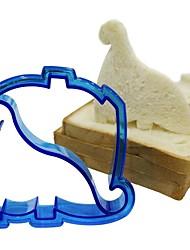 Недорогие -Декорирование Инструмент Животный принт Для торта Для получения хлеба Для Sandwich Пластик Сделай-сам Высокое качество Экологичность