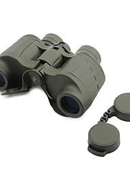 7X32mm Binóculos Alta Definição Prisma Porro Militar Ângulo de visão largo Âmbito de Visão Tático De Mão Dobrável Resistente às
