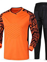 Unisex Soccer Tracksuit Breathable Comfortable Spring Summer Winter Fall/Autumn Solid Polyester Football/Soccer