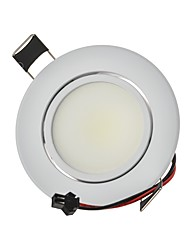 cheap -3W 2G11 LED Downlights Recessed Retrofit 1 COB 250 lm Warm White Cold White K Decorative AC85-265 V