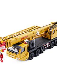 Недорогие -KDW Кран Игрушечные грузовики и строительная техника Игрушечные машинки Машинки с инерционным механизмом Металл Мальчики Детские Игрушки