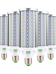 60W E26/E27 LED Corn Lights 160 SMD 5730 5850-5950 lm Warm White Cold White 2800-3200/6000-6500 K Decorative AC 85-265 V