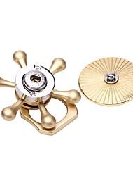 preiswerte -Handkreisel Handspinner Kreisel Spielzeuge Spielzeuge Tri-Spinner Metall EDC Stress und Angst Relief Lernen & Bildung
