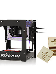 cheap -KKmoon DK-8-KZ 1000mW High Speed Mini USB Laser Engraver Carver Automatic DIY Print Engraving Carving Machine Off-line Operation