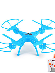 RC Drone F504 2.4G - Quadcópero com CR Iluminação De LED Retorno Com 1 Botão Auto-Decolagem Modo Espelho Inteligente Vôo Invertido 360°