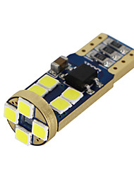 baratos -SO.K T10 Motocicleta Lâmpadas 3 W SMD 5050 200 lm LED