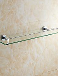cheap -Bathroom Shelf High Quality Modern Metal 1 pc - Hotel bath Wall Mounted