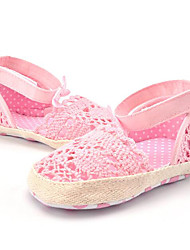 cheap -Children's Shoes Customized Materials Summer Sandals Flower Hollow-out for White Pink