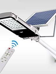 Недорогие -20 W / 30 W Светодиоды на солнечной батарее Холодный белый На открытом воздухе / Уличное освещение