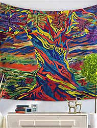 Недорогие -Декор стены Полиэфир/полиамид Классика Предметы искусства, Стена Гобелены из 1