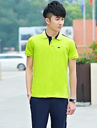 Per donna Unisex T-shirt da escursione Traspirante Tuta da ginnastica per Pesca Golf Estate L XL XXL XXXL XXXXL