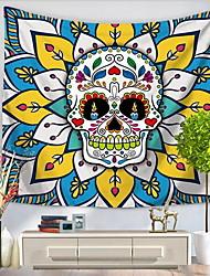 Недорогие -Декор стены 100% полиэстер С узором Мультяшная тематика Предметы искусства,1
