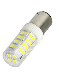 cheap -YWXLight® BA15D 5W 52LED 2835 SMD 400-500 Lm Cool White Warm White  LED Lamp AC 220V / AC 110V 1 Pcs