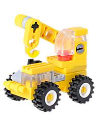 cheap -Building Blocks Toy Cars Toys Excavating Machinery Plastics Unisex Boys Pieces