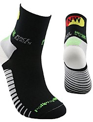 cheap -Sport Socks / Athletic Socks Bike/Cycling Socks Unisex Running/Jogging Cycling Badminton Basketball Camping & Hiking 1 pair Winter Spring
