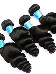 Vinsteen Vietnamese Loose Wave Human Hair Weaves 4Bundles 400g Human Hair Extensions Virgin Human Hair Weave Bundles