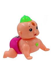 Недорогие -LED освещение Куклы Обучающая игрушка Игрушки Куски Детские Подарок