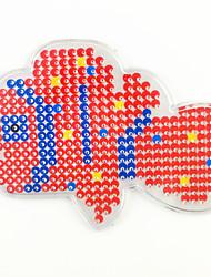 economico -Puzzle Perle fusibili Giochi da disegno Gioco educativo Giocattoli Fai da te Modello da 5 mm Prodotti per pesci Clown Pezzi Non