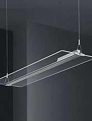 Led Ceiling Light Modern/Comtemporary Feature for Dinmable Aluminum