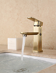 High Quality Innovative Design Chinese Style Brass  Bathroom Sink Faucet