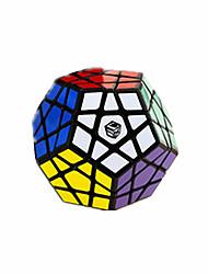 baratos -Rubik's Cube Warrior MegaMinx 3*3*3 Cubo Macio de Velocidade Cubos Mágicos Cubo Mágico Plásticos Outros Dom