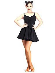 латинские танцы носят женские платья мода мода элегантное классическое платье