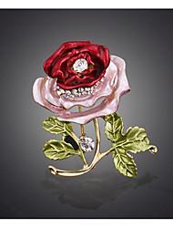 Per donna Spille Fantasia floreale Lega A forma di fiore Gioielli PerMatrimonio Feste Occasioni speciali Serata/evento Party/serata Da