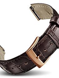 Недорогие -Ремешок для часов для Huawei Watch Huawei Спортивный ремешок Натуральная кожа Повязка на запястье