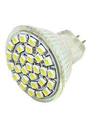 2w g4 gu4 (mr11) gz4 led-strahler mr11 30 smd 3528 140-180lm warmweiß 6000-7500 karat dc 12 v