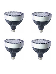 30W E27 LED Par Lights PAR30 High Power LED 1500-1700 lm Warm White White K V