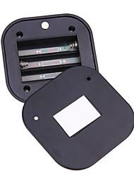 abordables -ywxlight® mini led lumière de nuit sans fil capteur infrarouge activé par le mouvement allume la batterie et alimente le mur armoire penderie d'urgence lampe de nuit