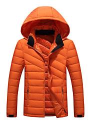 Per uomo Piumino da Donna Tenere al caldo Antivento Traspirante Top per Pesca Ciclismo/Bicicletta Sport da neve Primavera Autunno M L XL
