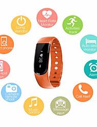 Недорогие -Муж. Спортивные часы Модные часы Нарядные часы Цифровой Разноцветный 30 m Защита от влаги Пульсомер Творчество Цифровой Кулоны - Оранжевый Лиловый Синий / Педометры / Смарт Часы