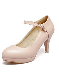 Для женщин Обувь на каблуках Мода клуб Обувь Формальная обувь Дерматин Все сезоны Офис / Карьера Мода клуб Обувь Формальная обувьСтразы