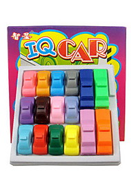 Недорогие -Обучающая игрушка Автомобиль пластик Детские Универсальные Мальчики Девочки Игрушки Подарок