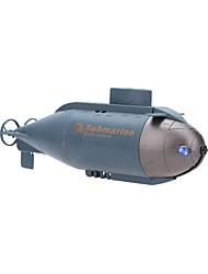 baratos -Barco Com CR 777-216 Submarino Polietileno 6 pcs Canais KM / H