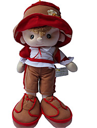 cheap -35cm Plush Doll Girl Doll Lovely Cloth Plush Cute Child Safe Large Size Lovely Non Toxic Girls' Gift