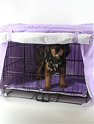 Cat Dog Bed Pet Mats & Pads Solid Camouflage Flower Waterproof Portable Tent Purple Camouflage Color Rainbow